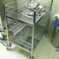 stainless-steel-cart-built-for-pharmaceutical-industry