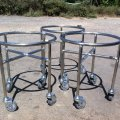 stainless-steel-carts