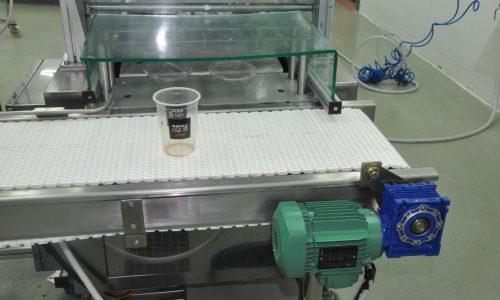 מסוע להעברת מוצרים מקו ייצור לשולחן אגירה 3