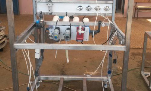 מתקן לטיהור מים 2