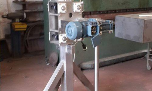 מכונת עירבול פס ייצור פריגת 2