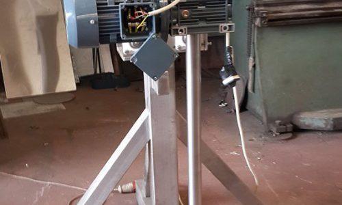 מכונת עירבול פס ייצור פריגת 3