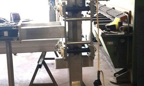 מכונת עירבול פס ייצור פריגת 5