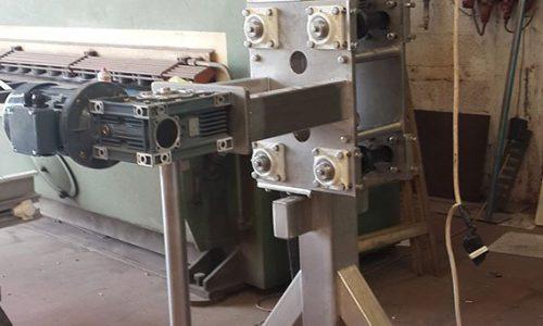 מכונת עירבול פס ייצור פריגת 6